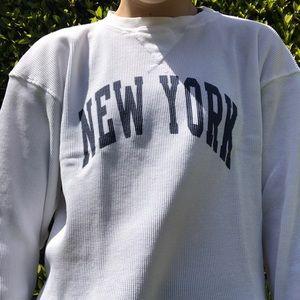 NEW YORK thermal long sleeve
